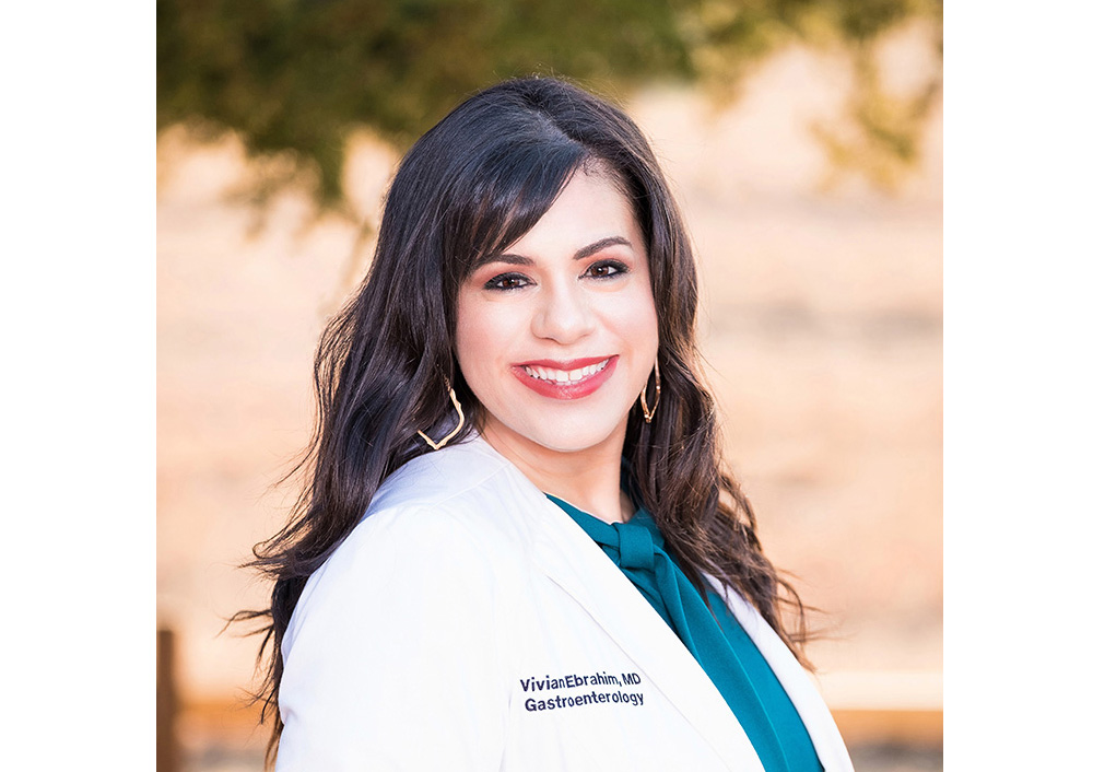 Dr. Vivian Ebrahim, MD, Gastroenterology